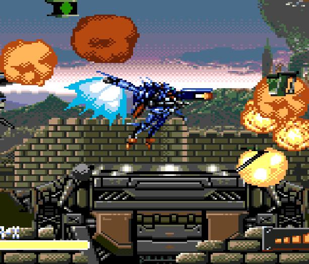 Ranger X Sega Genesis Mega Drive Xtreme Retro 1