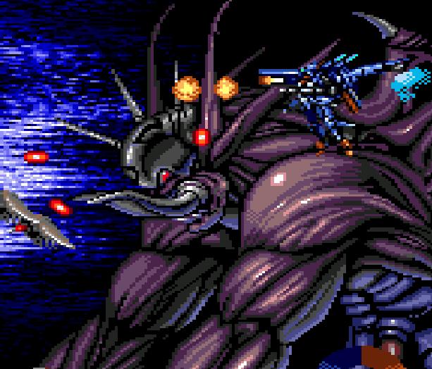 Ranger X Sega Genesis Mega Drive Xtreme Retro 13