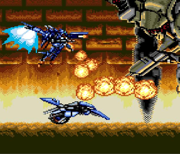 Ranger X Sega Genesis Mega Drive Xtreme Retro 2