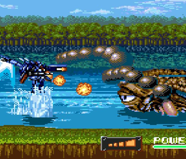 Ranger X Sega Genesis Mega Drive Xtreme Retro 6
