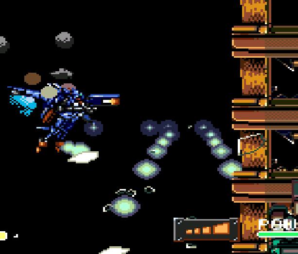Ranger X Sega Genesis Mega Drive Xtreme Retro 7