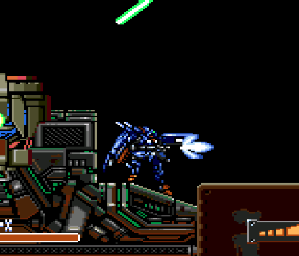 Ranger X Sega Genesis Mega Drive Xtreme Retro 8