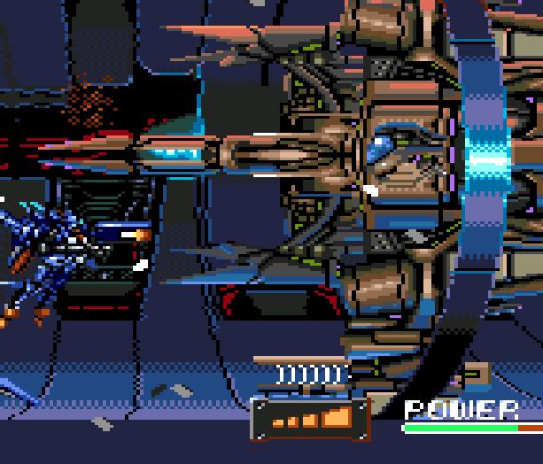 Ranger X Sega genesis Mega Drive Xtreme Retro 10