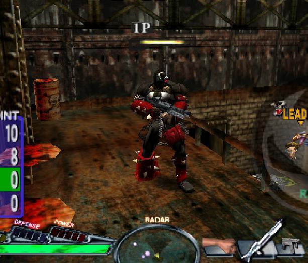 Spawn in Demons Hand Capcom Sega Dreamcast Xtreme Retro 2
