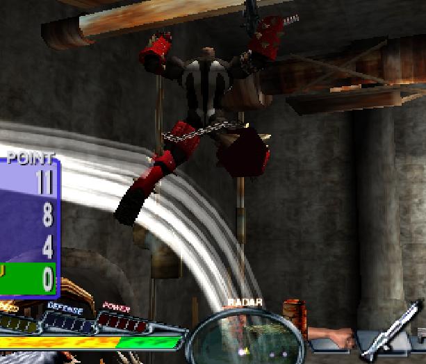 Spawn in Demons Hand Capcom Sega Dreamcast Xtreme Retro 3