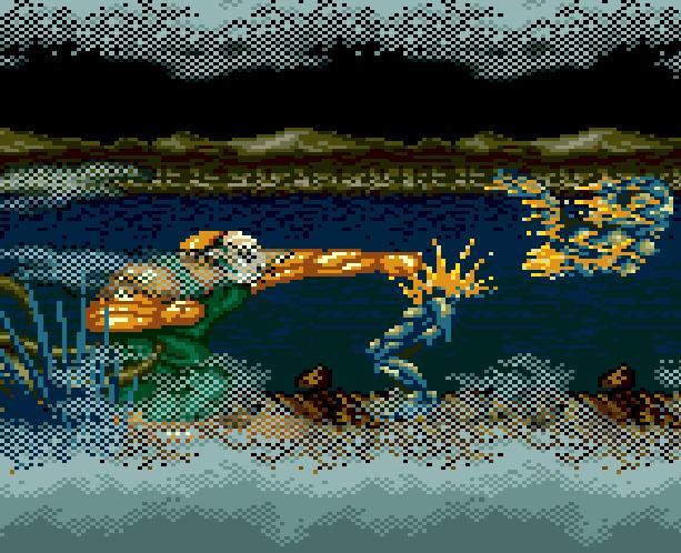 SplatterHouse 2 Namco Sega Genesis Mega Drive Xtreme Retro 13