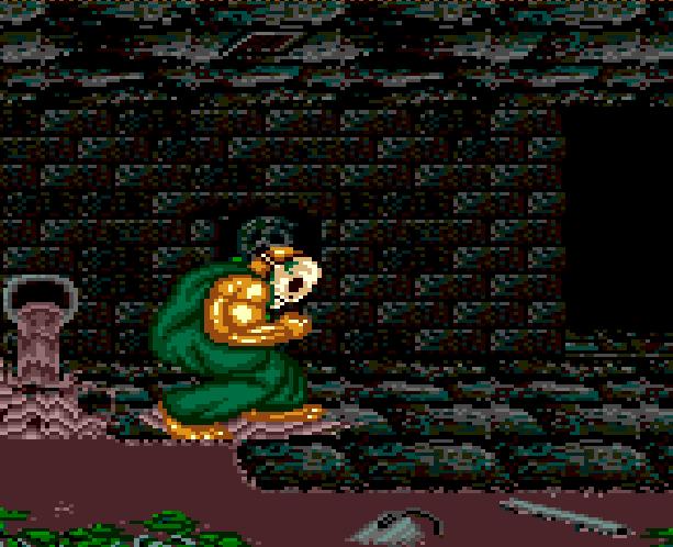 SplatterHouse 2 Namco Sega Genesis Mega Drive Xtreme Retro 21A