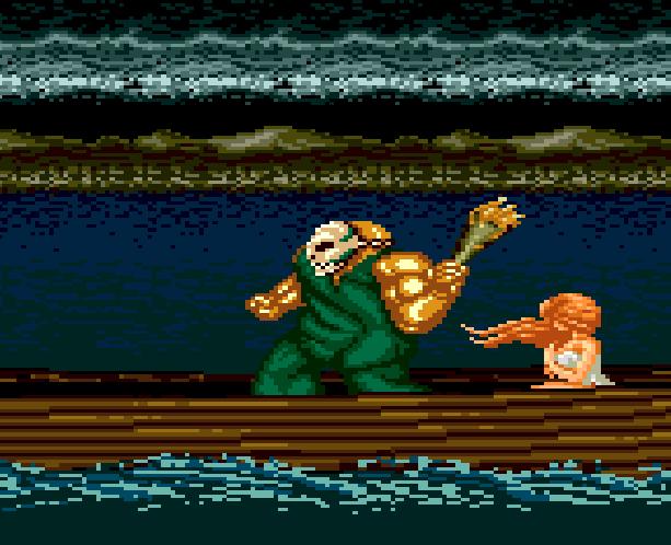 SplatterHouse 2 Namco Sega Genesis Mega Drive Xtreme Retro 27