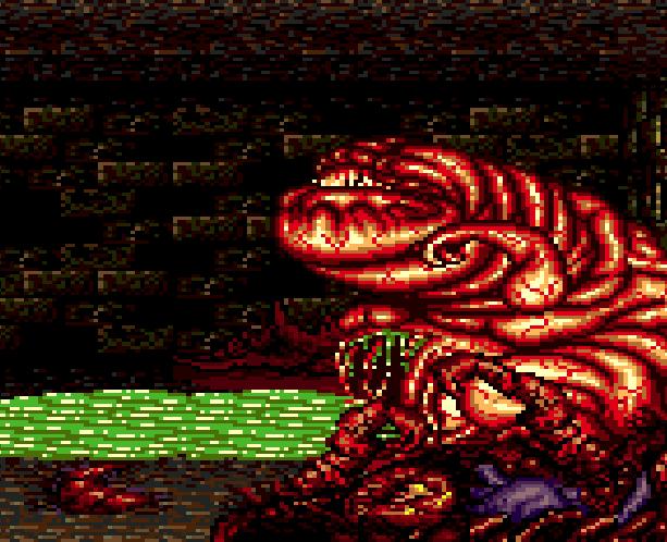 SplatterHouse 2 Namco Sega Genesis Mega Drive Xtreme Retro 5A