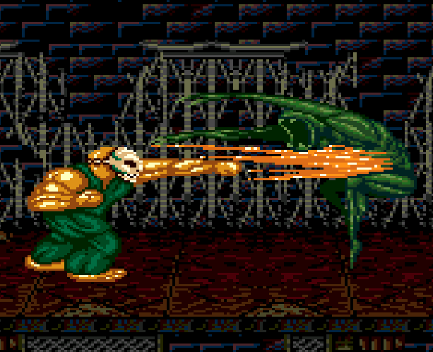 SplatterHouse 2 Namco Sega Genesis Mega Drive Xtreme Retro 6