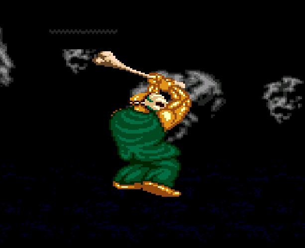 SplatterHouse 2 Namco Sega Genesis Mega Drive Xtreme Retro 7B