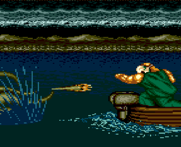 SplatterHouse 2 Namco Sega Genesis Mega Drive Xtreme retro 28