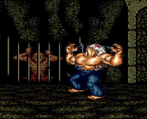 Splatterhouse Part 3 Fairlight Sega Genesis Mega Drive Namco Xtreme Retro Stage 5 The Dark Stone A