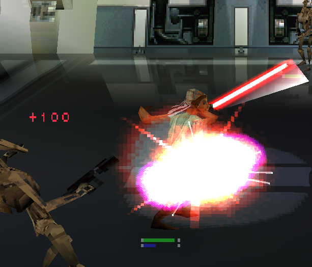 Star Wars Episode I Jedi Power Battles PlayStation Xtreme Retro 10