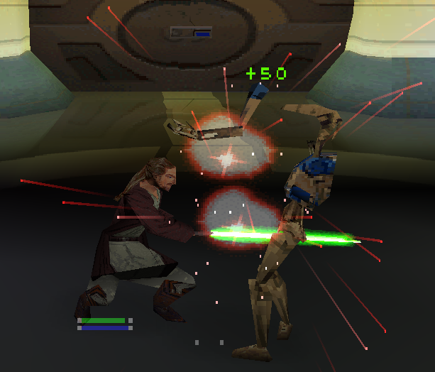 Star Wars Episode I Jedi Power Battles PlayStation Xtreme Retro 2