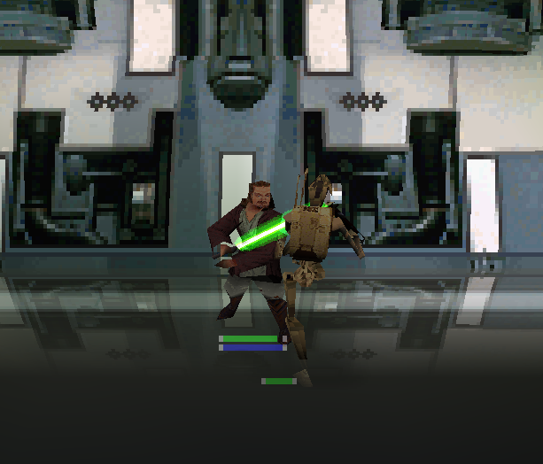 Star Wars Episode I Jedi Power Battles PlayStation Xtreme Retro 3