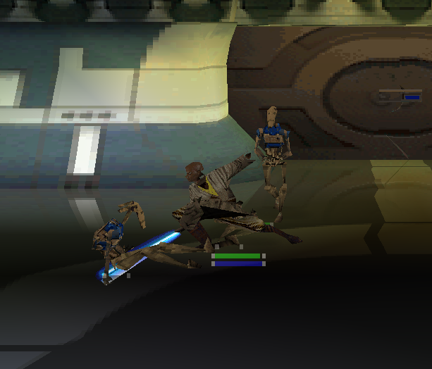 Star Wars Episode I Jedi Power Battles PlayStation Xtreme Retro 7