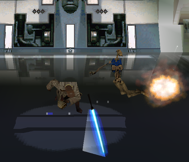 Star Wars Episode I Jedi Power Battles PlayStation Xtreme Retro 8