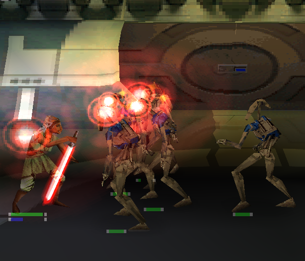 Star Wars Episode I Jedi Power Battles PlayStation Xtreme Retro 9