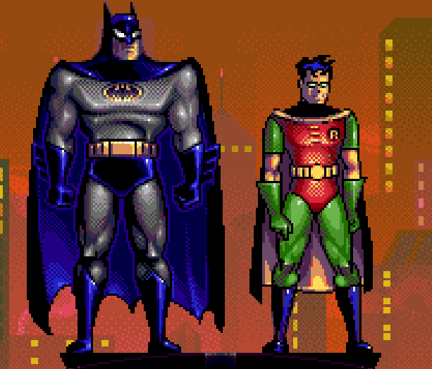 Adventures of Batman and Robin Sega Genesis Mega Drive Xtreme Retro 1
