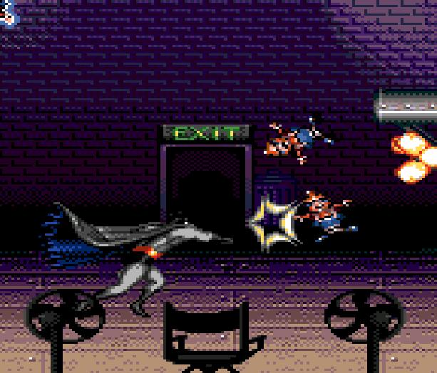 Adventures of Batman and Robin Sega Genesis Mega Drive Xtreme Retro 12