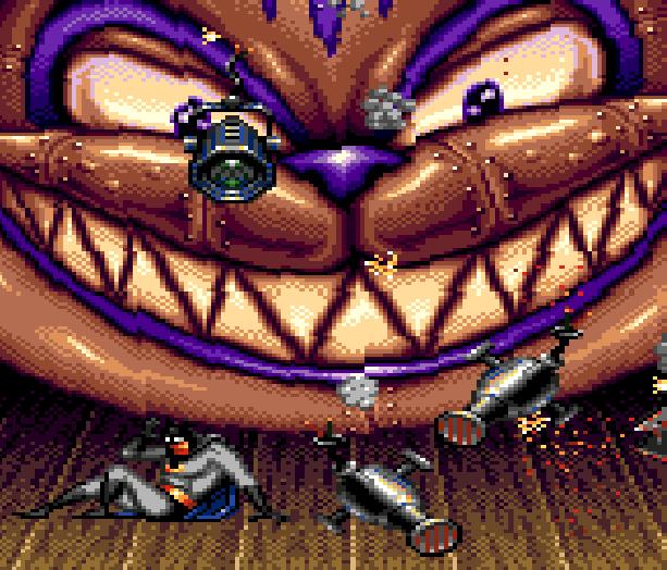 Adventures of Batman and Robin Sega Genesis Mega Drive Xtreme Retro 13