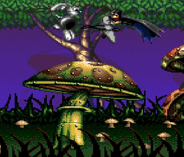 Adventures of Batman and Robin Sega Genesis Mega Drive Xtreme Retro 14