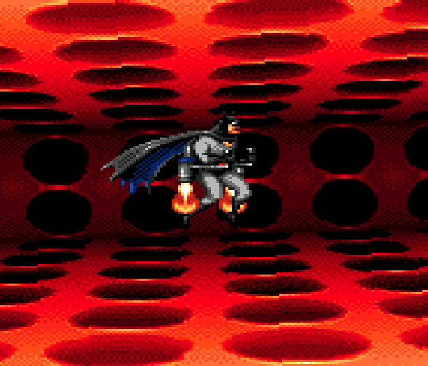 Adventures of Batman and Robin Sega Genesis Mega Drive Xtreme Retro 15