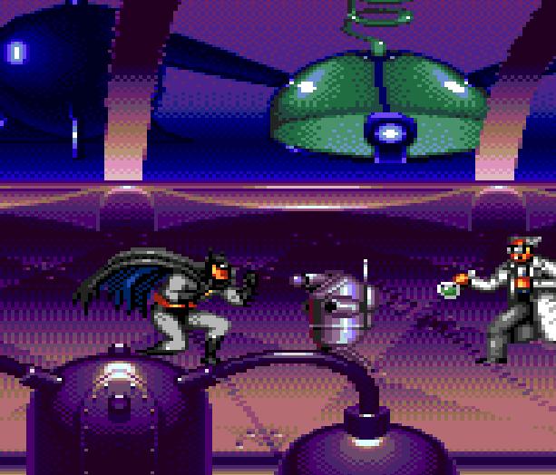 Adventures of Batman and Robin Sega Genesis Mega Drive Xtreme Retro 19