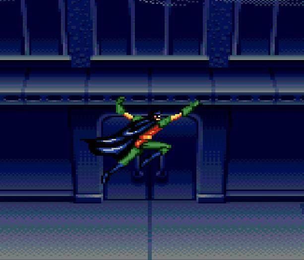 Adventures of Batman and Robin Sega Genesis Mega Drive Xtreme Retro 23