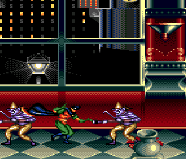 Adventures of Batman and Robin Sega Genesis Mega Drive Xtreme Retro 24