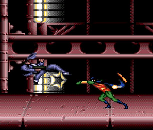 Adventures of Batman and Robin Sega Genesis Mega Drive Xtreme Retro 25