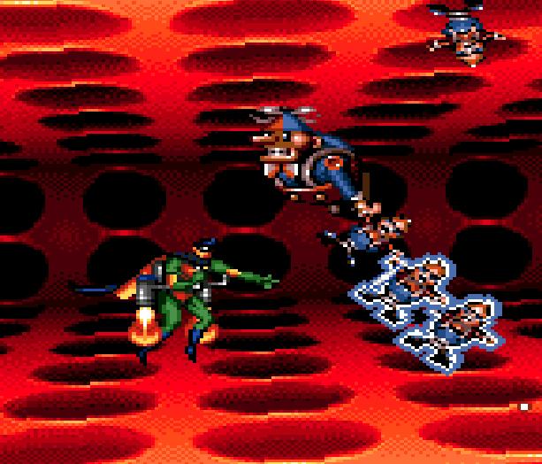 Adventures of Batman and Robin Sega Genesis Mega Drive Xtreme Retro 29