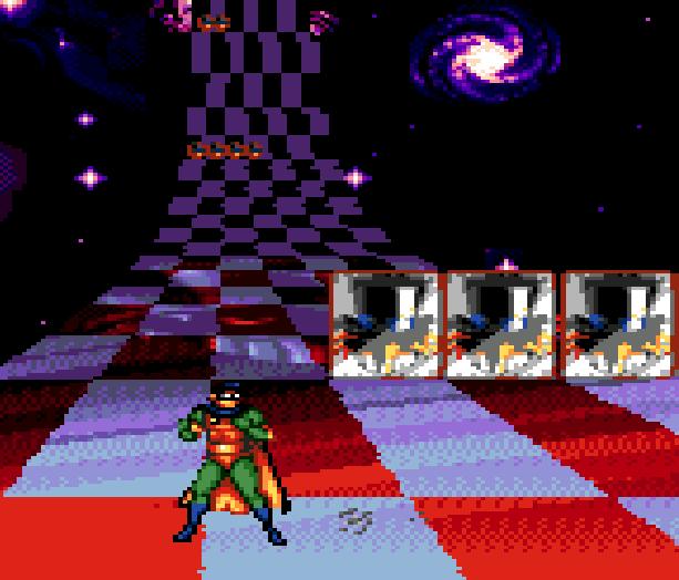 Adventures of Batman and Robin Sega Genesis Mega Drive Xtreme Retro 30