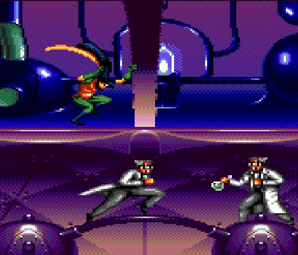 Adventures of Batman and Robin Sega Genesis Mega Drive Xtreme Retro 31