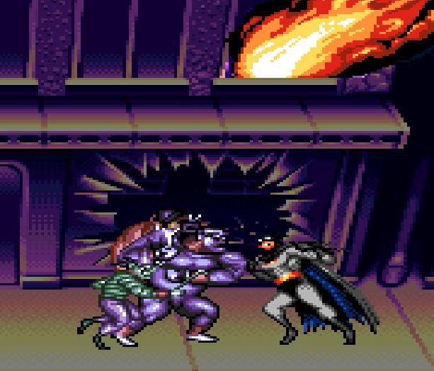 Adventures of Batman and Robin Sega Genesis Mega Drive Xtreme Retro 4