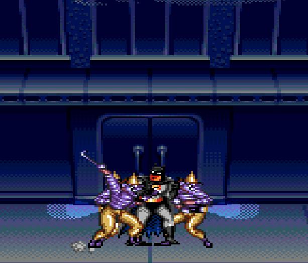 Adventures of Batman and Robin Sega Genesis Mega Drive Xtreme Retro 5