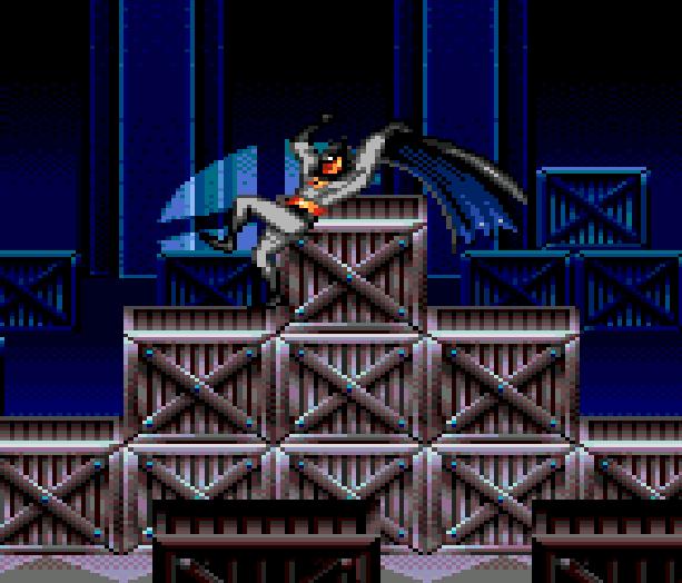 Adventures of Batman and Robin Sega Genesis Mega Drive Xtreme Retro 7