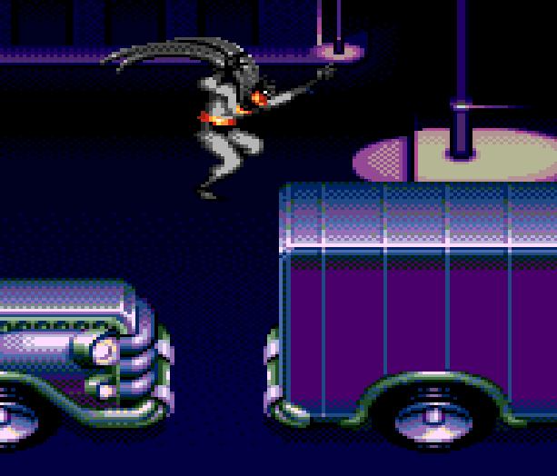 Adventures of Batman and Robin Sega Genesis Mega Drive Xtreme Retro 8
