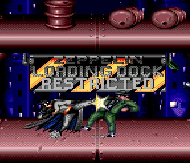 Adventures of Batman and Robin Sega Genesis Mega Drive Xtreme Retro 9