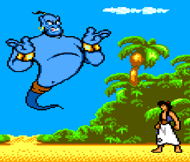 Aladdin Disney Sega Master System Xtreme Retro 17