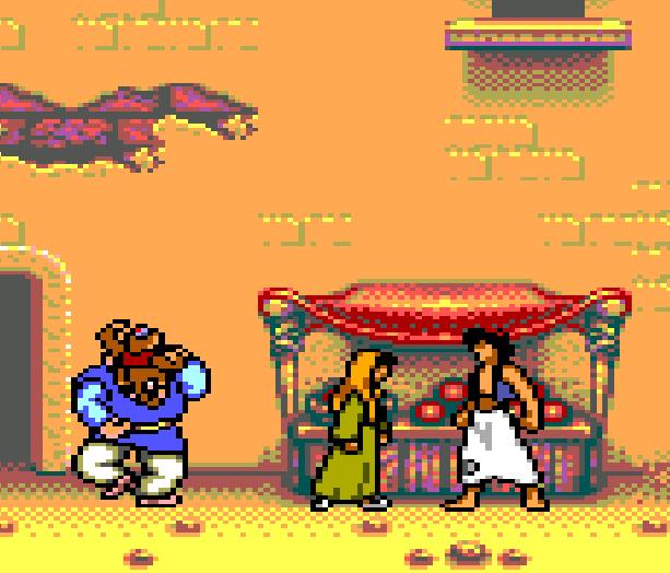 Aladdin Disney Sega Master System Xtreme Retro 2
