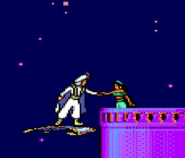 Aladdin Disney Sega Master System Xtreme Retro 20