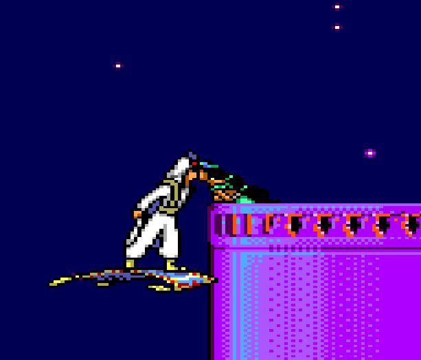 Aladdin Disney Sega Master System Xtreme Retro 23
