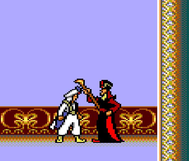 Aladdin Disney Sega Master System Xtreme Retro 28