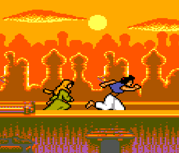 Aladdin Disney Sega Master System Xtreme Retro 3