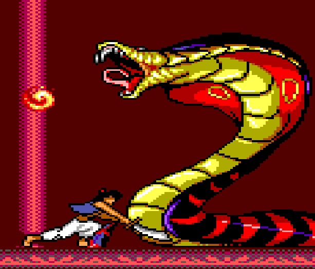 Aladdin Disney Sega Master System Xtreme Retro 35