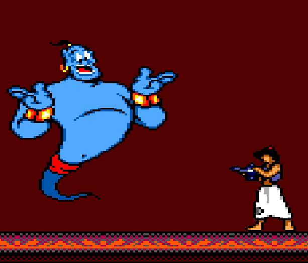 Aladdin Disney Sega Master System Xtreme Retro 37