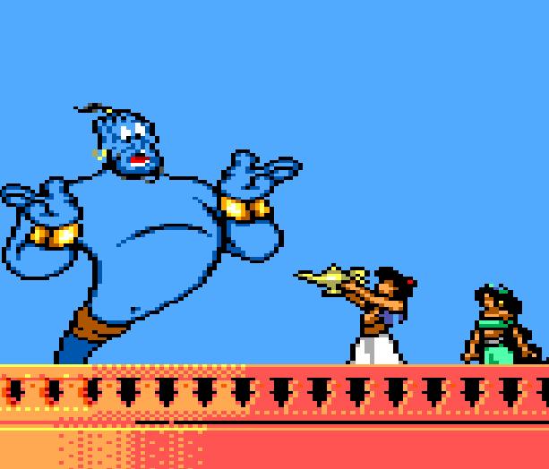 Aladdin Disney Sega Master System Xtreme Retro 38