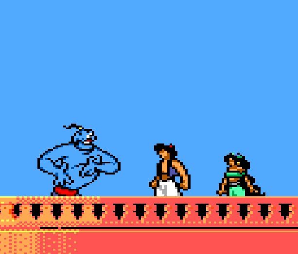 Aladdin Disney Sega Master System Xtreme Retro 39